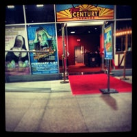 Photo taken at New Century Theatre by Jason P. on 2/12/2013