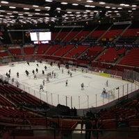 Photo taken at Oklahoma City Barons Hockey by Matthew M. on 5/16/2013