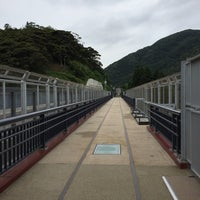 Photo taken at Amarube Station by ラムネ on 6/14/2018
