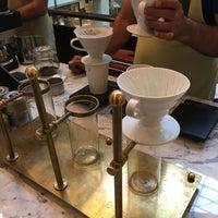 5/15/2017 tarihinde Ozlem Y.ziyaretçi tarafından Piéton Coffee'de çekilen fotoğraf