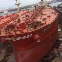 Photo taken at Yardgem Shipping Inc.-Yardgem Docks by Onur T. on 1/8/2018