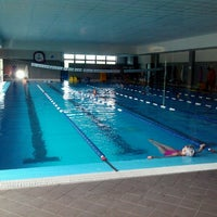 Photo taken at Orangym Centro Sportivo Comunale by Marco R. on 4/27/2013