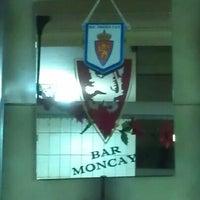 Photo taken at Bar El Moncayo by Luis R. on 12/29/2012