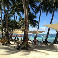Photo taken at Boracay Island by Rian C. on 3/23/2013