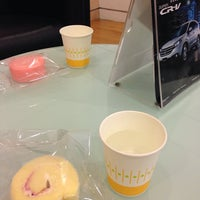 Photo taken at Honda Car Taichung North by Applepie L. on 10/11/2013