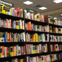 Photo taken at Barnes & Noble by Lasse on 9/24/2012
