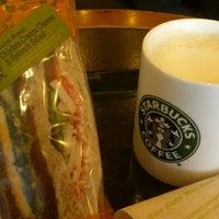 Photo taken at Starbucks by Toshiya T. on 11/16/2012