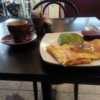 Photo taken at Sugar Bean Cafe by Irini C. on 12/2/2013