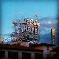 Photo taken at El Cortez Hotel & Casino by Blair M. on 12/28/2012