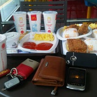 Photo taken at McDonald's by Lucy A. on 9/23/2012