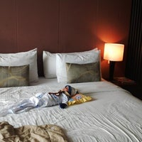 Photo taken at Grand Swiss-Belhotel by Rina S. on 10/14/2013