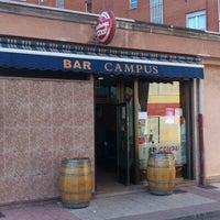 Foto tomada en Bar Campus por Pablo Á. el 10/22/2012