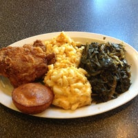 Photo taken at Home Of Chicken and Waffles by Rich L. on 10/15/2012