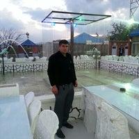 Photo taken at sahin tepesi  dugun salonlari by arif a. on 5/7/2016