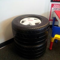 Photo taken at Big O Tires- New Albany by Keith F. on 8/15/2013