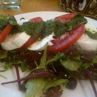 Photo taken at Biella - Italian Ristorante Café by Maria T. on 4/20/2013