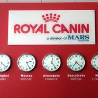 Photo taken at Royal Canin by Olya S. on 10/7/2013