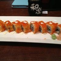 Photo taken at WARAKU Japanese Casual Dining by Marc L. on 6/8/2013