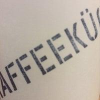 Das Foto wurde bei Kaffeeküche von Christoph am 6/23/2017 aufgenommen