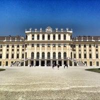 Photo taken at Schonbrunn Palace by Christoph on 7/17/2013