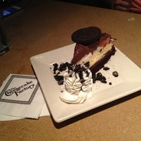 Photo taken at The Cheesecake Factory by Mariana S. on 5/25/2013