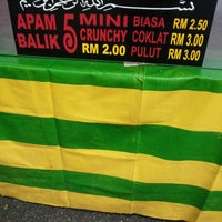 Photo taken at Pasar Malam Kerinchi by Aaina S. on 4/10/2015