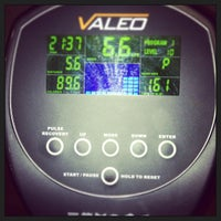 Photo taken at Evora Park Fitness by Scales on 9/2/2013