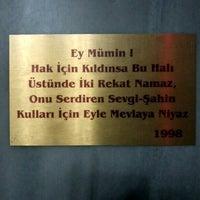 Photo taken at Haydarpaşa Camii by Hasan Ö. on 11/1/2016