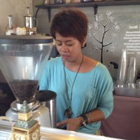 Photo taken at กาแฟไท By ฑิต รดา by Poupée T. on 11/1/2012