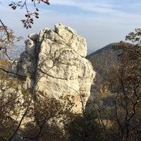 Photo taken at Tündér-szikla by Andrea G. on 11/5/2017