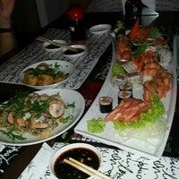 Photo taken at Sushi Tsuru by Cris S. on 6/18/2014