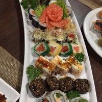 Photo taken at Sushi Box by Cris S. on 7/20/2017