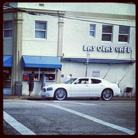 Photo taken at Las Olas Cafe by Saul D. on 10/11/2012