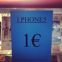 Photo taken at Carrefour Dijon by Anton Z. on 12/23/2012