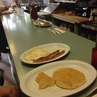 Photo taken at Mayflower Lunch by Cheryl B. on 6/27/2014