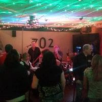 Photo taken at 702 Bar by DJ Fade on 3/27/2016