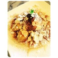 Photo taken at iberry Café by Eminy C. on 3/23/2013