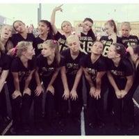 Photo taken at Avon High School Oriole Stadium by Carissa N. on 9/13/2013