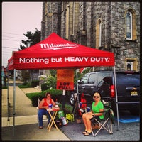 Photo taken at Emmanuel United Church Of Christ by Jonathan B. on 8/31/2013