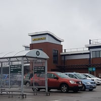Photo taken at Morrisons by Richard P. on 9/19/2016