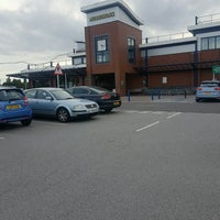 Photo taken at Morrisons by Richard P. on 9/12/2016