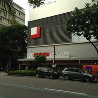 Photo taken at Rio Design Leblon by Renato H. on 1/13/2013