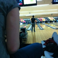 Photo taken at AMF Wantagh Lanes by Michael P. on 1/13/2013