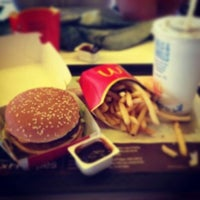 Photo taken at McDonald's by Mariano C. on 7/6/2013