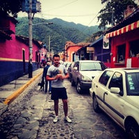 Photo taken at Ajijic by Mariano C. on 9/1/2013
