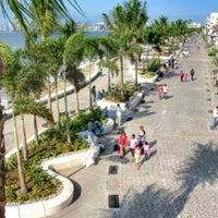 Photo taken at Malecón by Mariano C. on 3/29/2013