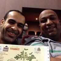 Photo taken at مسرحية عودة التجنيد by Ahmad A. on 2/27/2014