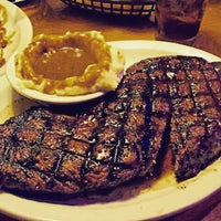 Photo taken at Texas Roadhouse by Jamie S. on 1/27/2015