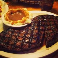 Photo taken at Texas Roadhouse by Jamie S. on 9/6/2014