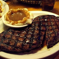 Photo taken at Texas Roadhouse by Jamie S. on 10/7/2015